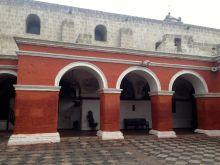 Monasterio Di Santa Catalina Arches
