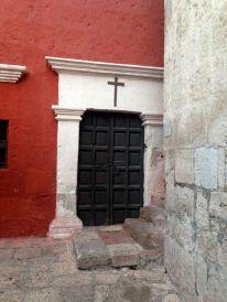 Monasterio Di Santa Catalina Door