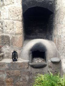 Monasterio Di Santa Catalina Stove