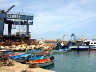Port de BouHaroun Dock