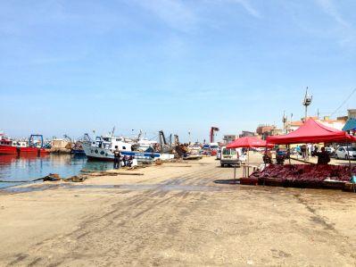 Port de BouHaroun