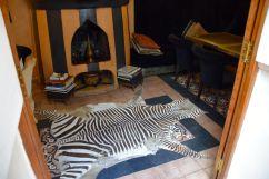 Riad Zamzam Lounge Carpet