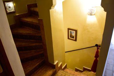 Riad Zamzam Stairs