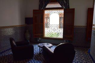 Ryad Alya Casablanca Suite View