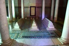 Saadian Tombs Main