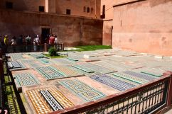 Saadian Tombs Servants