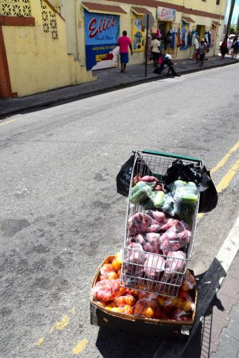 St Johns Market Cart