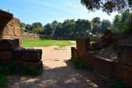 Tipaza Amphitheater Entrance