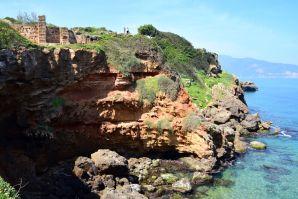 Tipaza Cliff