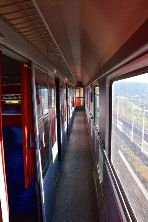 Train to Fez Corridor