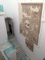 Bardo Museum Mosaic Wall