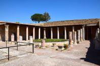 Carthage Villas Courtyard
