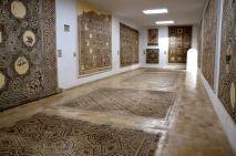 El Djem Museum Mosaic Room Disply