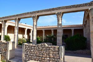El Djem Museum Villa Design