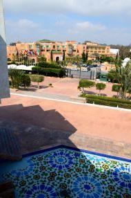 Hasdrubal Thalassa Front Courtyard