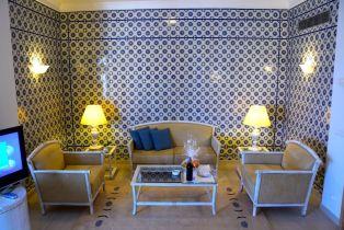 Hasdrubal Thalassa Junior Suite Seating