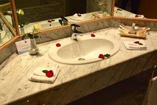 Hasdrubal Thalassa Junior Suite Sink