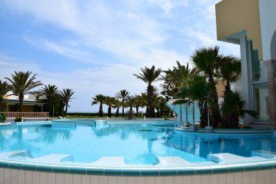 Hasdrubal Thalassa Pool 4