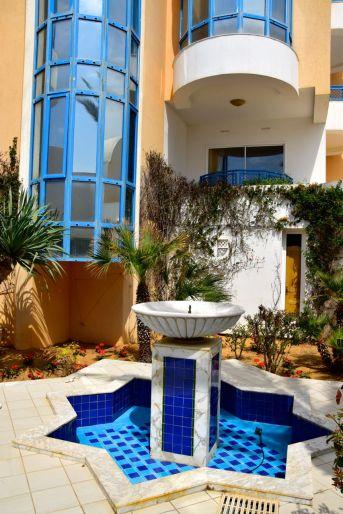 Hasdrubal Thalassa Presidential Villa Salambo Courtyard