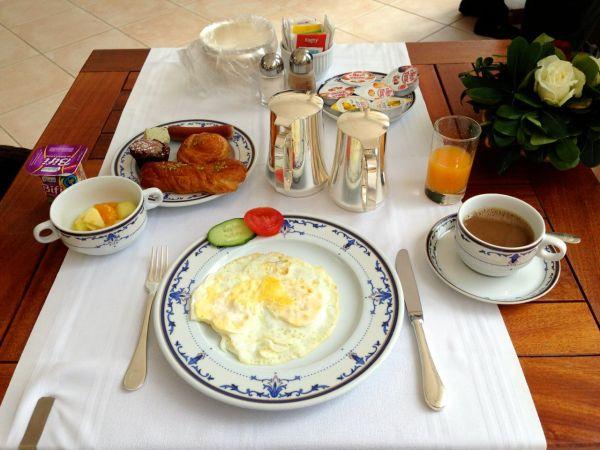 Hasdrubal Thalassa Restaurant Breakfast