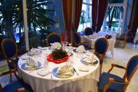 Hasdrubal Thalassa Restaurant Table