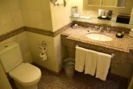 JW Marriott Rio De Janeiro Room Bathroom Toilet