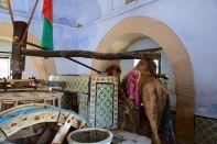 Kairouan Medina Bir Barrouta Turning