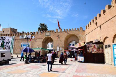 Kairouan Medina Entrance