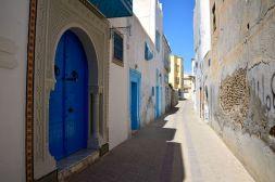 Kairouan Medina Side Street
