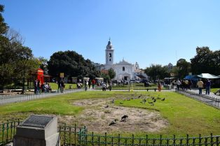 Buenos Aires La Recoleta Cemetery Church