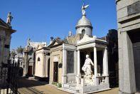 Buenos Aires La Recoleta Cemetery Tombs