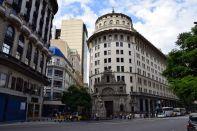 Buenos Aires Plaza de Mayo Bank