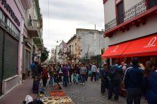 Buenos Aires San Telmo Street