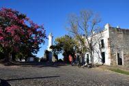 Colonia Del Sacramento Plaza Mayor Faro