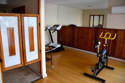 Hotel Club Frances Buenos Aires Gym