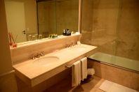 Hotel Club Frances Buenos Aires Room Bathroom Sink