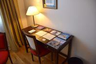 Hotel Club Frances Buenos Aires Room Desk