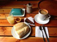 Iquique Hotel Breakfast