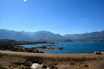 Mendoza to Santiago Lake