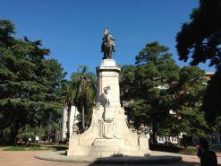 Montevideo Plaza de la Constitución