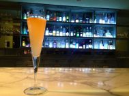 The Aubrey Santiago Piano Bar Pisco Sour