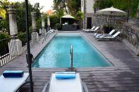 The Aubrey Santiago Pool Close