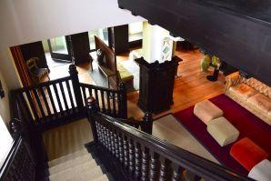 The Aubrey Santiago Staircase
