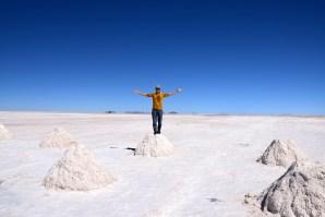 Uyuni Salt Flats David