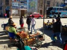 Market in Uyuni