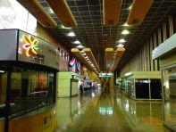 Ciudad del Este Airport Interior
