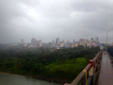 Foz di Iguacu Border Bridge