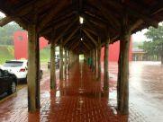Iguacu Falls Reception Walkway