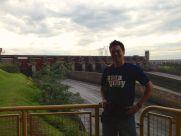 Itaipu Dam David