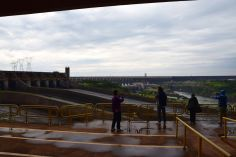 Itaipu Dam Viewing Platform
